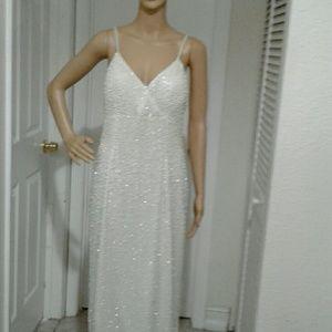 Lillie Rubin Beaded Dress